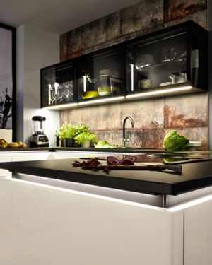 Glas Tec Plus Nolte Kitchen 5